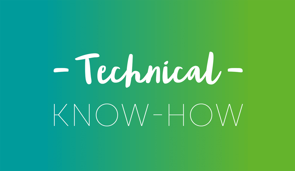 Our Identity - Technical Know-How