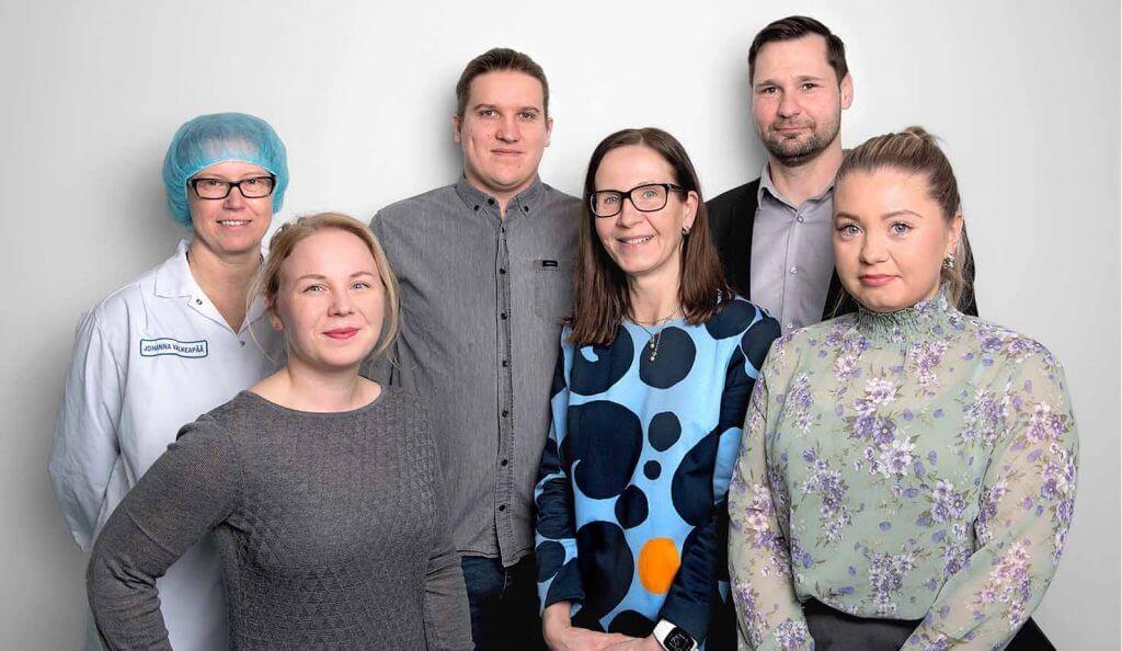 Evertaste Team Finland