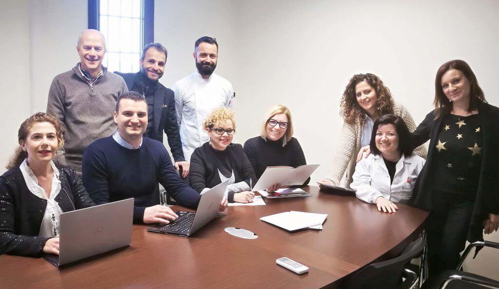 Evertaste Team Rome