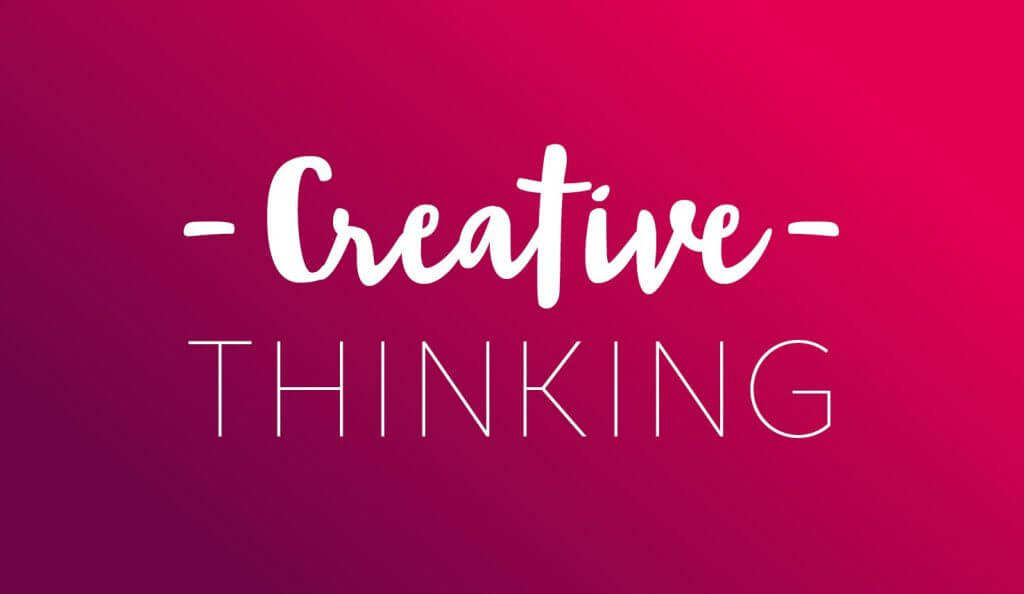 Our Identity - Creative Thinking