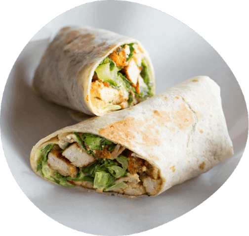 Products - Sandwiches and Wraps